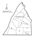 Map of Franklin County, Pennsylvania No Text.png