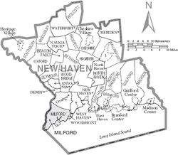 New Haven County, Connecticut - Wikipedia