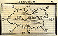 Map of Tinos - Bordone Benedetto - 1547.jpg