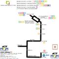 Mappa Percorso Linea Urbana 8 MOM.png