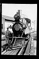 Maquinista Junto a Locomotiva Baldwin Deixada na Vila Santo Antonio por P.& T. Collins em 1879 - 1378, Acervo do Museu Paulista da USP.jpg