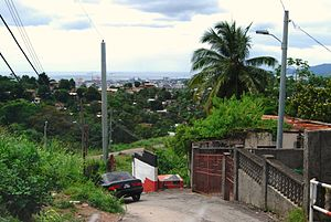 Sons of Soul - The Trinidadian suburb of Maraval, where Caribbean Sound Basin is located