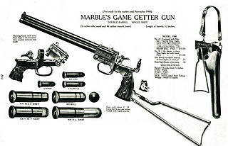 Marble Game Getter Type of Combination gun