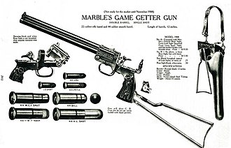 Marble Game Getter - Image: Marble Game Getter Gun