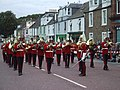 Marching Band in Kirkcudbright - geograph.org.uk - 978545.jpg