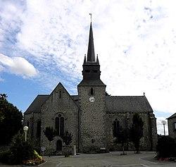 Marcillé-la-Ville (53) Église 01.JPG