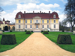 Le château de Lacroix-Laval.
