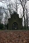 foto van Mariapark met kapel op de Krekelberg