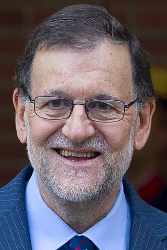 2016 Spanish general election - Image: Mariano Rajoy 2016m (cropped)