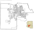 Maricopa County Incorporated and Planning areas April 2008.png