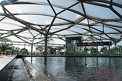 Marina Bay Station, Singapore.JPG