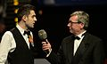 Mark Selby and Rolf Kalb at Snooker German Masters (DerHexer) 2015-02-08 06.jpg
