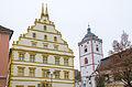 Marktbreit, Schloßplatz, Schloß, ev. Pfarrkirche-001.jpg