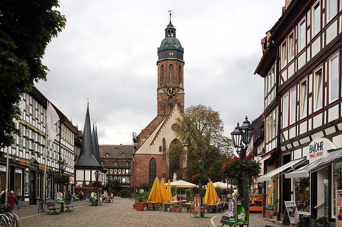 Marktplatz Einbeck – Wikipedia
