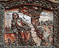 Marmande - Église Notre-Dame - Retable de saint Benoît -2.JPG