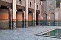 Marrakesh, Ben Youssef Medersa (5364699119).jpg