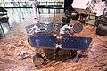 Mars Exploration Rover, MER Mission (Full-scale model).jpg