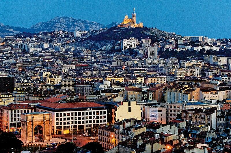 Livraison Marseille Nuit : fichier marseille la nuit by f laffont wikip dia ~ Maxctalentgroup.com Avis de Voitures