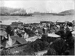 Coos Bay in 1920