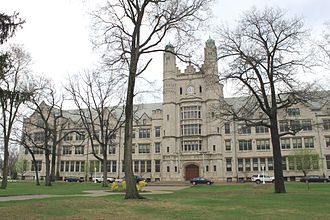 Marygrove College - Liberal Arts Building