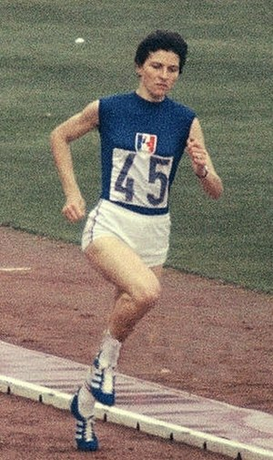 Maryvonne Dupureur - Maryvonne Dupureur at the 1964 Olympics