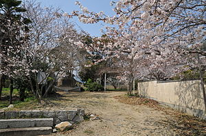 Hakuchō Masamune - Hakuchō Masamune's birthplace