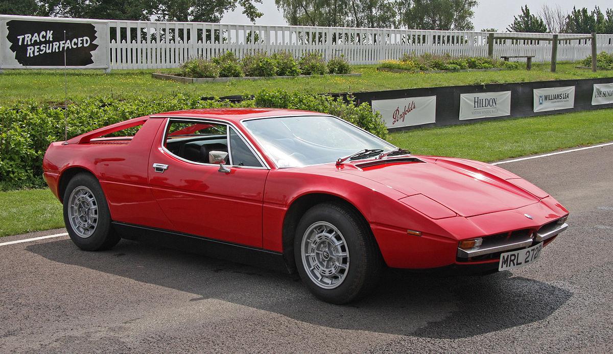 Maserati Merak Wikipedia Wolna Encyklopedia