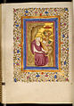 Master of Isabella di Chiaromonte - Leaf from Book of Hours - Walters W328178V - Open Reverse.jpg