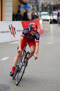 Mathias Frank - Tour de Romandie 2010, Stage 3.jpg