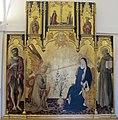Matteo di giovanni, pala di san Pietro a Ovile, 1455-1464.JPG