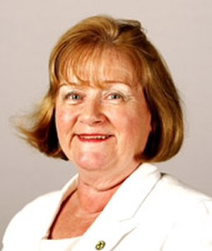 Minister for Further Education, Higher Education and Science - Image: Maureen Watt 20110507