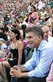 Mauricio Macri asistió a los recitales gratuitos en el Parque Roca (6827480475).jpg