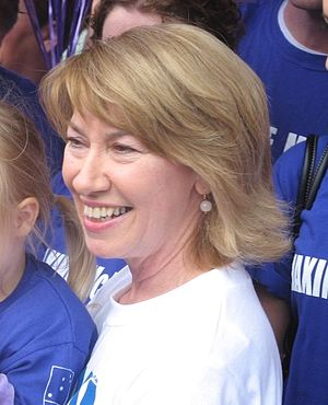 Maxine McKew - McKew campaigning in the 2007 federal election.