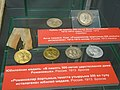Medals and coins, 300th anniversary of Romanov dynasty.JPG
