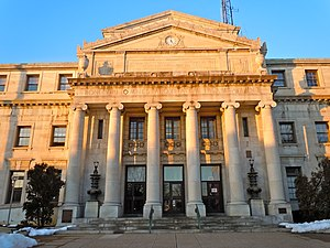 Citizens' Commission to Investigate the FBI - Delaware County Courthouse in Media, PA
