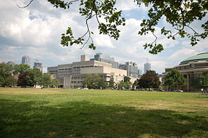 University of Toronto Faculty of Medicine - The Medical Sciences Building is the administrative centre of the Faculty of Medicine