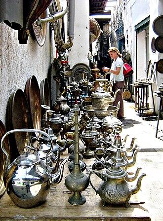 Bargaining - Medina Tripoli, Libya