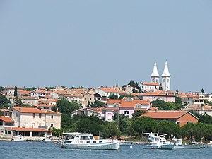 Medulin - Medulin, view from port