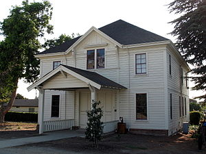 Meek Mansion - Meek Mansion's carriage house