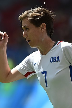 Meghan Klingenberg - Klingenberg with the United States women's national soccer team in 2016