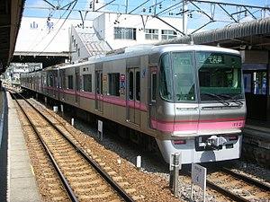 Meitetsu 300 series - Meitetsu 300 series