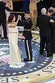 Melania Trump dancing with U.S. Army Staff Sgt. Jose A. Medina 2017.jpg