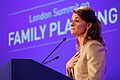 Melinda Gates speaking at the opening of the London Summit on Family Planning (7549052918).jpg