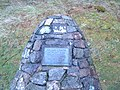 Memorial cairn near Ballachulish, Scotland. - geograph.org.uk - 8435.jpg