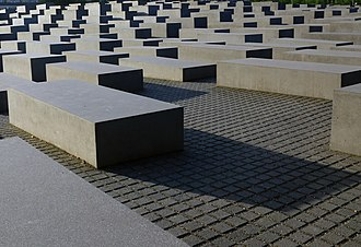Peter Eisenman - Another view of the Memorial to the Murdered Jews of Europe