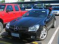 Mercedes Benz SLK 350 2010 (10790737204).jpg