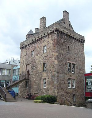 Merchiston - Merchiston Tower