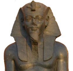 Merenptah Louxor-HeadAndShoulders-BackgroundKnockedOut