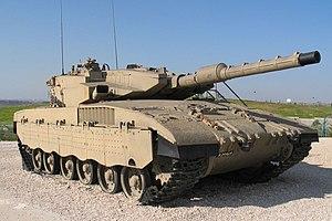 تانک مرکاوا ۳