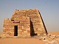 Meroe pyramids - Sudan.jpg